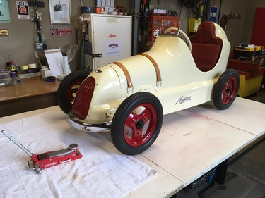 Picture of 1949 AUSTIN PATHFINDER PEDAL CAR For Sale
