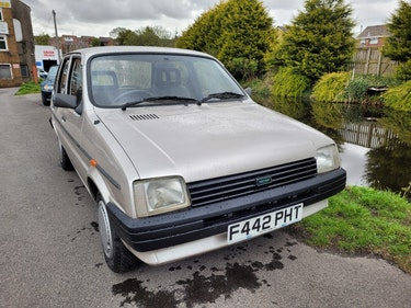 Picture of 1988 Austin Metro 1.3L 5 DR one owner from new, 16,000 Miles !!! For Sale