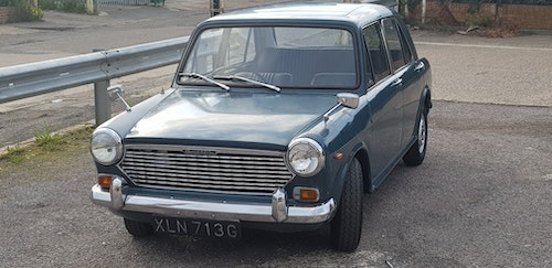 Picture of 1968 Austin 1100 restoration project For Sale