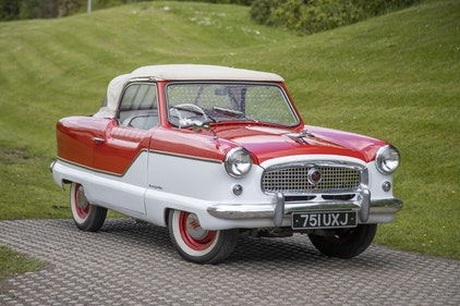 Picture of 1958 Austin Metropolitan Series III Convertible For Sale by Auction