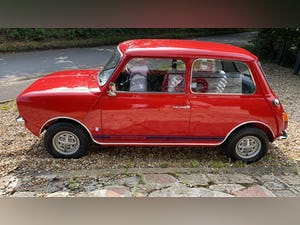 1971 Stunning 1275 GT Mini Clubman For Sale (picture 4 of 12)