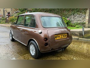 1981 Mini Clubman 1340 For Sale (picture 4 of 10)
