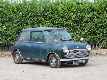 Picture of 1972 Austin Mini 1000 For Sale by Auction