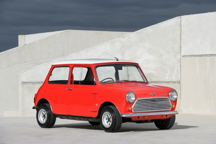 Picture of 1968 Austin Mini Mark 2 1000 Saloon Red Manual For Sale