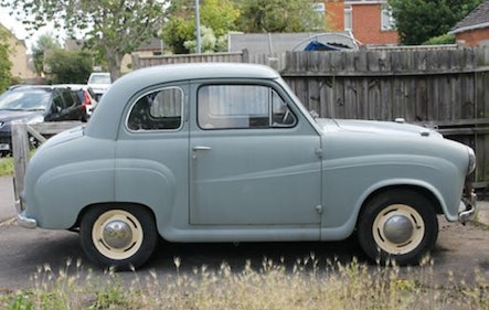 Picture of 1956 Austin A30 Saloon For Sale by Auction