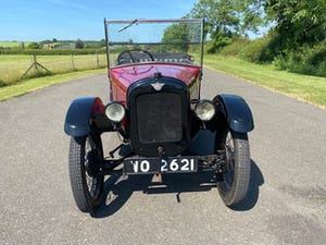 1929 Austin Seven Chummy in Maroon For Sale (picture 2 of 12)