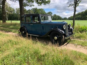 1935 Austin 12/4 Ascot Saloon  For Sale (picture 1 of 12)