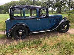 1935 Austin 12/4 Ascot Saloon  For Sale (picture 2 of 12)