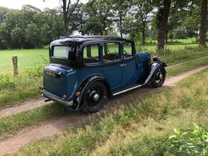 1935 Austin 12/4 Ascot Saloon  For Sale (picture 3 of 12)