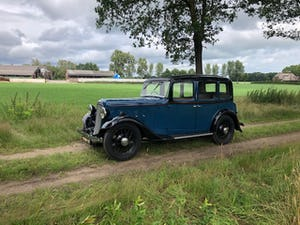 1935 Austin 12/4 Ascot Saloon  For Sale (picture 6 of 12)