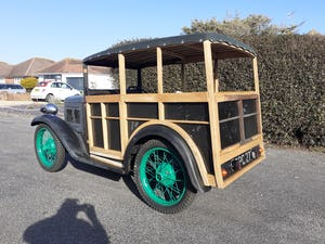 1937 Austin 7 Seven Van Shooting Brake/Utility For Sale (picture 1 of 12)