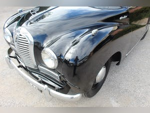 1953 Austin A40  Somerset 23,000 Miles Recorded For Sale (picture 13 of 20)