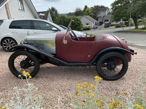 1927 Austin Seven Gordon England Cup For Sale (picture 3 of 11)