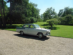 1959 CHAUFFEURED AUSTIN A55 CAMBRIDGE WEDDING CAR For Hire (picture 1 of 5)