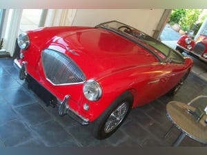 Austin Healey 100/4 1955 RHD  late BN1 For Sale (picture 3 of 10)