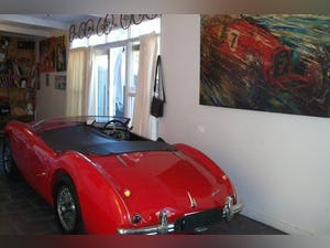 Austin Healey 100/4 1955 RHD  late BN1 For Sale (picture 4 of 10)