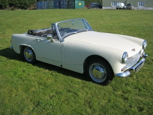 Picture of 1969 AUSTIN HEALEY SPRITE MKlV. 5 SPEED GEARBOX. HARD TOP. SOLD