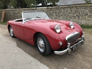 Picture of 1959 Austin Healey Sprite Mk 1 - Price adjusted SOLD