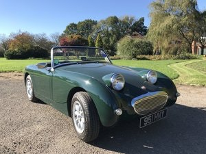 Picture of 1960 Austin-Healey Sprite Mk 1 - original RHD  SOLD