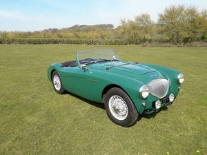 1955 100/4 BN2 October Genuine RHD For Sale (picture 1 of 6)