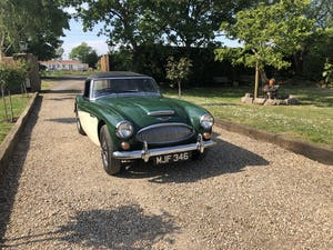 1963 Austin Healey 3000 Mk2 BJ7  For Sale (picture 1 of 5)