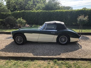 1963 Austin Healey 3000 Mk2 BJ7  For Sale (picture 4 of 5)