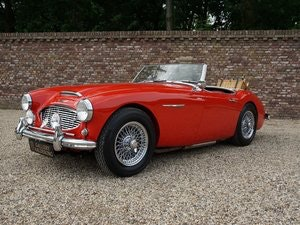 Picture of 1959 Austin Healey 100-6 BN6 overdrive, restored condition For Sale