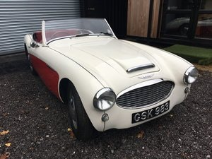 Picture of 1959 RESERVED Austin-Healey 100/6 (3000 engine) SOLD