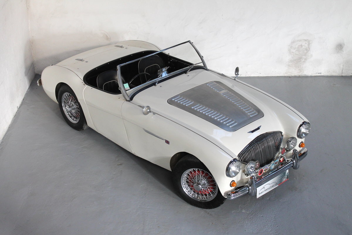 1954 Nice Austin Healey 100/4 3 Speed Gearbox For Sale (picture 2 of 6)