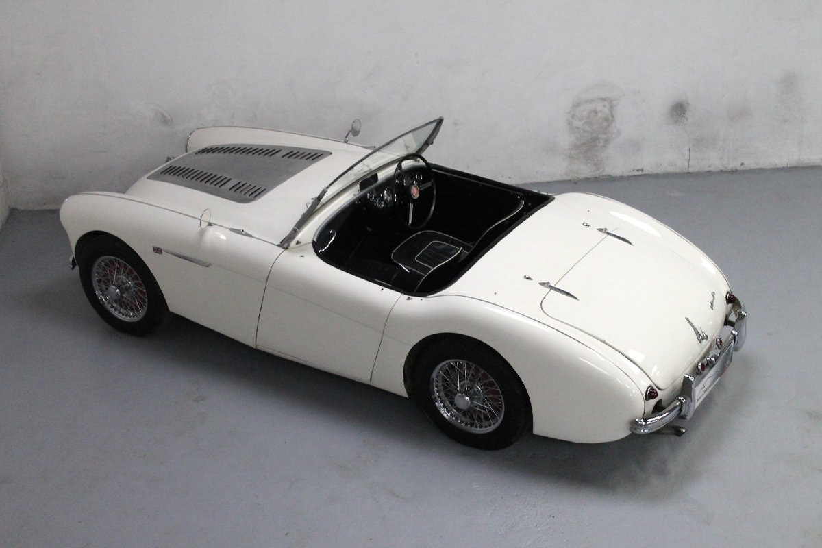 1954 Nice Austin Healey 100/4 3 Speed Gearbox For Sale (picture 3 of 6)