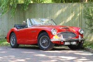Picture of 1963 Austin Healey 3000 MK2 For Sale