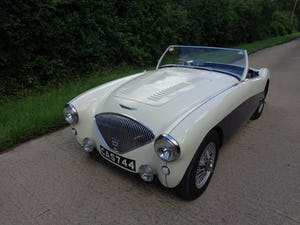 1954 A REALLY LOVELY HEALEY 100 WITH 4 SPEED GEARBOX! For Sale (picture 1 of 6)