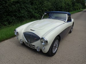 1954 A REALLY LOVELY HEALEY 100 WITH 4 SPEED GEARBOX! For Sale (picture 3 of 6)