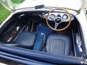 1954 A REALLY LOVELY HEALEY 100 WITH 4 SPEED GEARBOX! For Sale (picture 5 of 6)