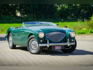 1955 Excellent Austin Healey 100 (BN1) LHD For Sale (picture 5 of 6)