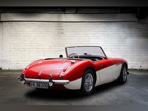 1958 Austin Healey BN6 100/6 For Sale (picture 2 of 6)