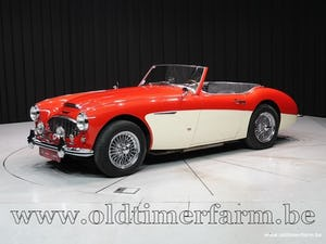 1957 Austin Healey 100/6 BN4 '57 For Sale (picture 1 of 12)