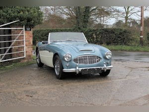1961 Austin Healey 3000 MkII For Sale (picture 1 of 17)