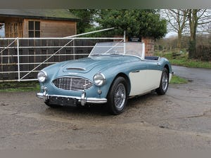1961 Austin Healey 3000 MkII For Sale (picture 3 of 17)