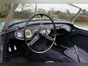 1961 Austin Healey 3000 MkII For Sale (picture 7 of 17)