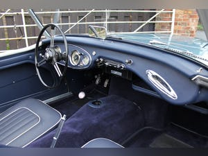 1961 Austin Healey 3000 MkII For Sale (picture 10 of 17)