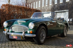 Picture of Austin Healey 3000 Mk3 Phase 2 1966 Racing Green For Sale