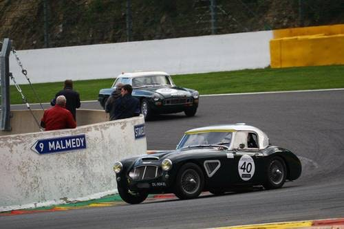 1960 AH 3000 MK1 FIA HTP For Sale (picture 3 of 6)