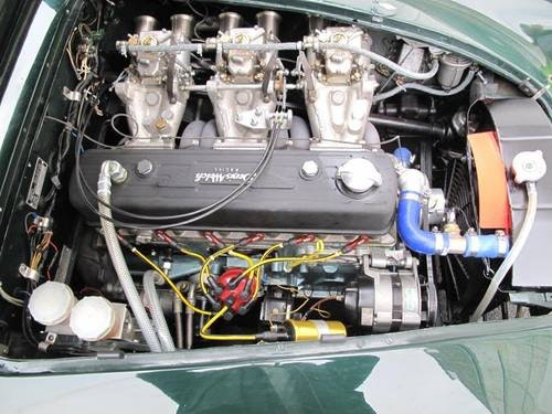 1960 AH 3000 MK1 FIA HTP For Sale (picture 6 of 6)