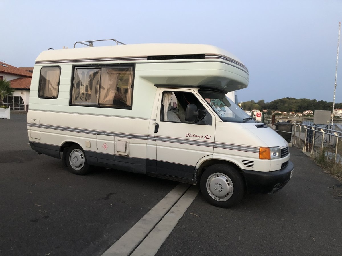 1997 VW Autosleeper Clubman 75k £14500ono For Sale (picture 2 of 3)