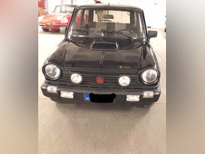 1984 A112 Abarth 70hp For Sale (picture 1 of 6)