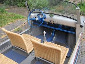 Autobianchi Bianchina Jolly model 1969 For Sale (picture 2 of 6)
