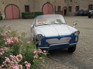 Autobianchi Bianchina Jolly model 1969 For Sale (picture 6 of 6)