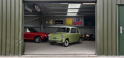 Picture of 1964 Autobianchi bianchina (Fiat 500 based) For Sale