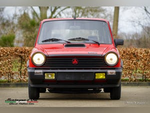 1984 Autobianchi A112 Abarth 70 HP For Sale (picture 1 of 12)